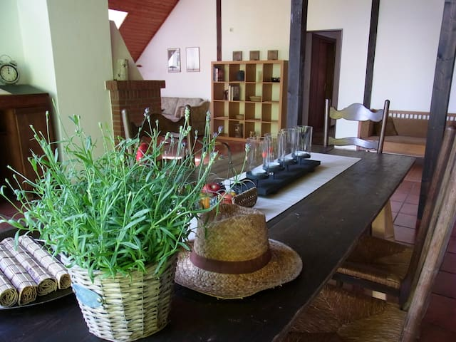Cosy CountryPlace closed to Hamburg - Kaltenkirchen - Appartement