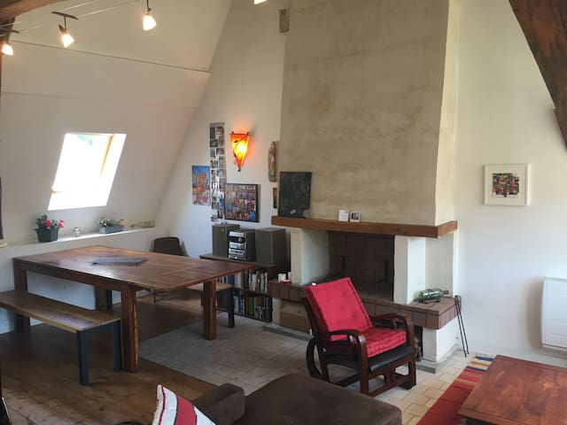 Lovely Flat in Falaise - Falaise - Pis