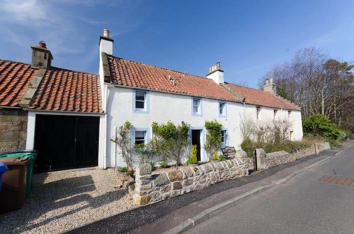 Cherry Cottage, Kingsbarns near St Andrews - Kingsbarns - Casa