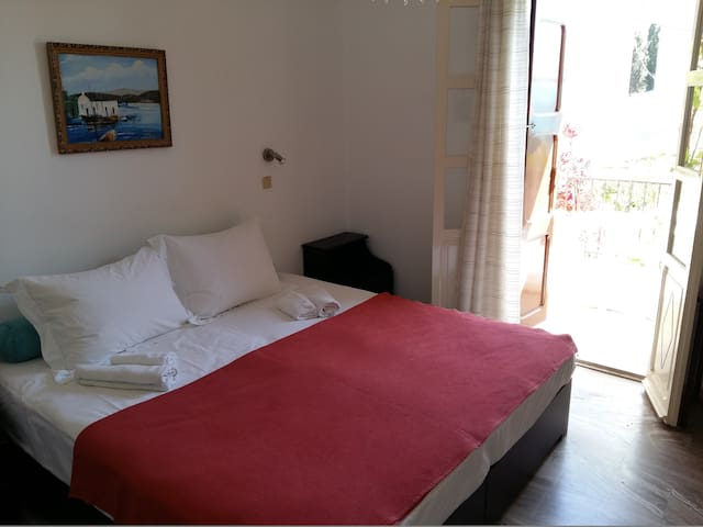 Welcome to mela studios in Panormos - Kalimnos