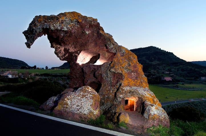 Sa Rocca de s'Elefante - Laerru - Lägenhet