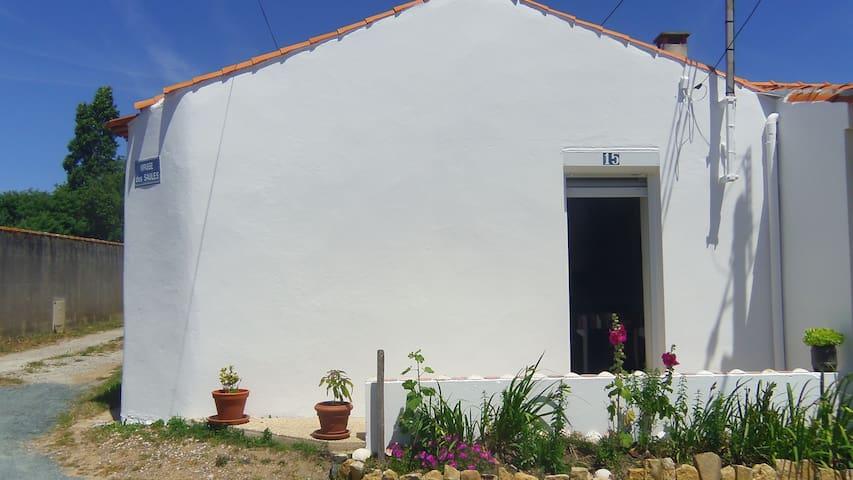 Maison de Village - L'Île-d'Olonne - Dom