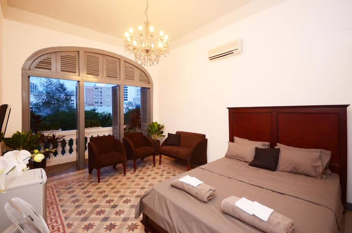 Stylish Saigon Apt - Le Loi St, CBD - 1 - Appartement