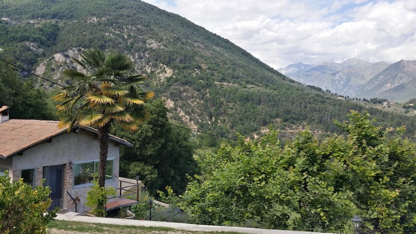 Gîte de Tchamoss - Lantosque - Villa