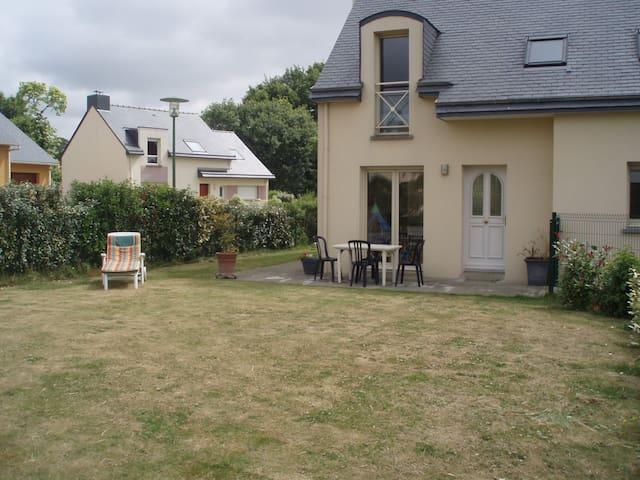 Maison 120m2 entre Rennes & St-Malo - Romillé - Hus