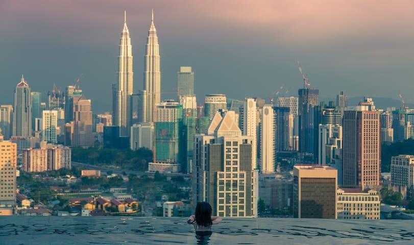 Top Floor Suite in KL City Center - Kuala Lumpur