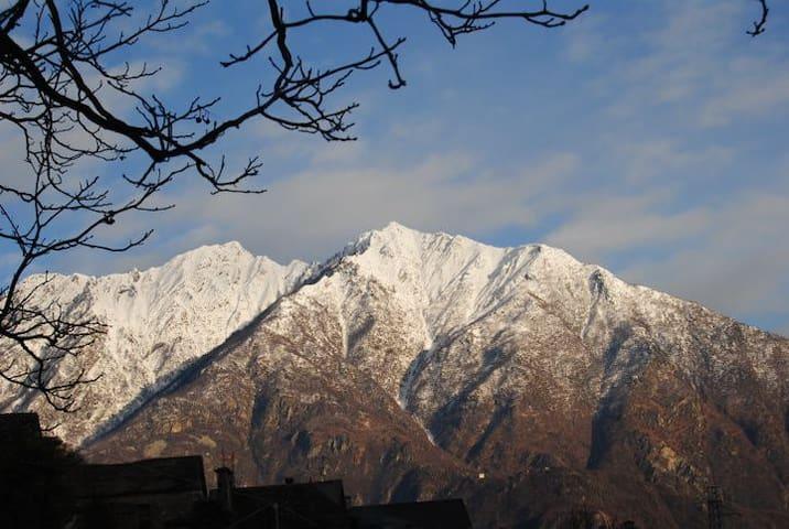Vacanza nella valle del Monte Rosa - Calasca-Castiglione - Ev