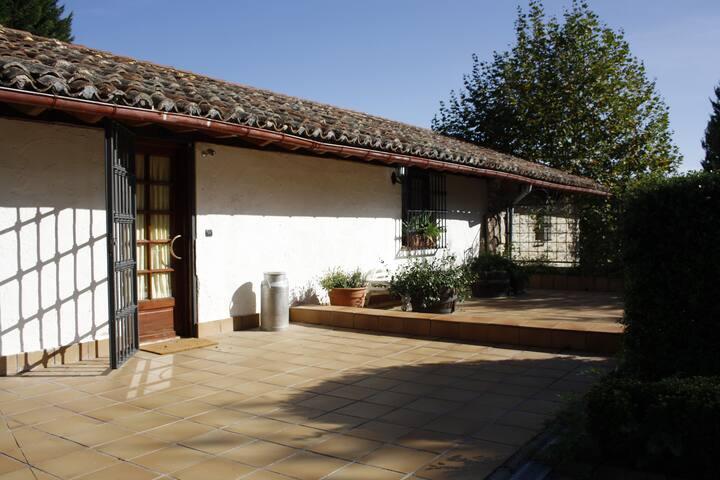 Apartamento rural Arcos de Quejana - Quejana - Apartament