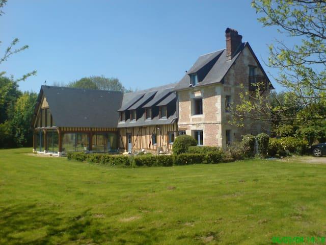 Belle maison au cœur du pays d'auge - Le pin  - 別墅