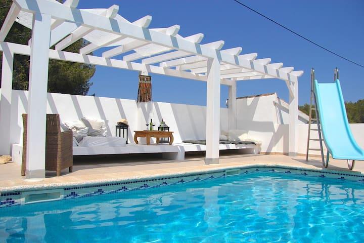Private apartment in villa -  8pers - Xàbia - Lägenhet