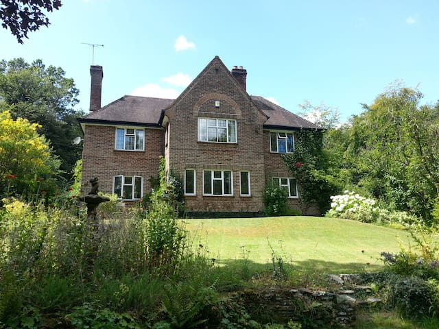Forest Retreat, Private Indoor Pool - Upper Lydbrook - Haus