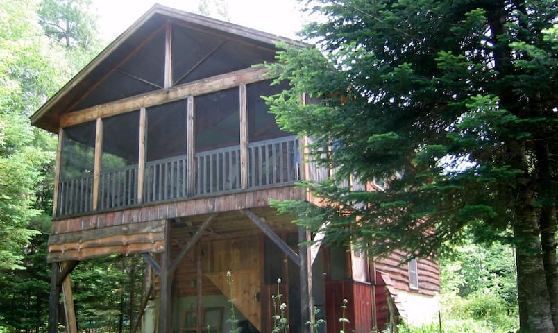 Adirondack Backwoods Elegance - Vermontville
