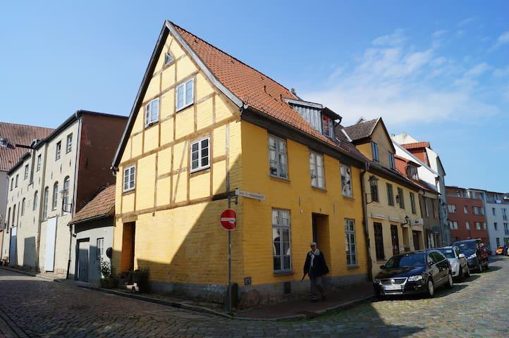Urlaub in der Rostocker Altstadt - Rostock - 獨棟