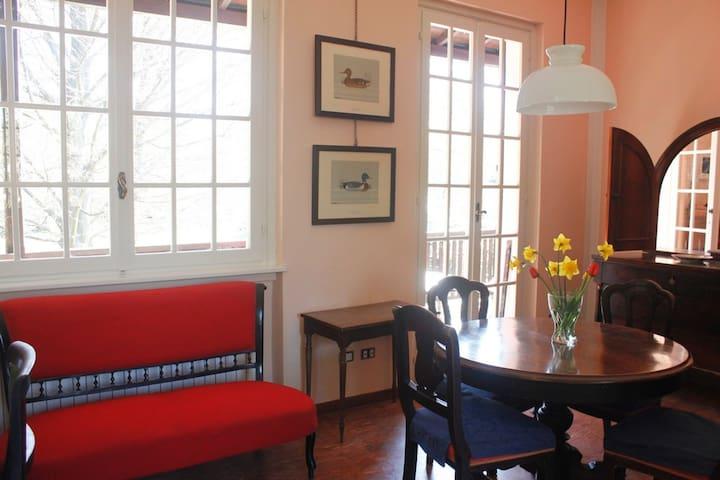 Il Faggio Rosso - Albiolo - Huis