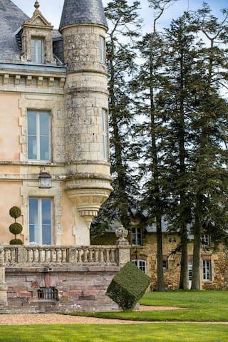 Chateau de la Goujonnerie CDBL - Loge-Fougereuse - Kasteel