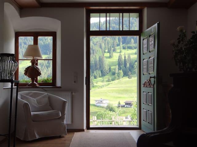 exclusive Wohnung im Bauernhaus - Hinterthiersee