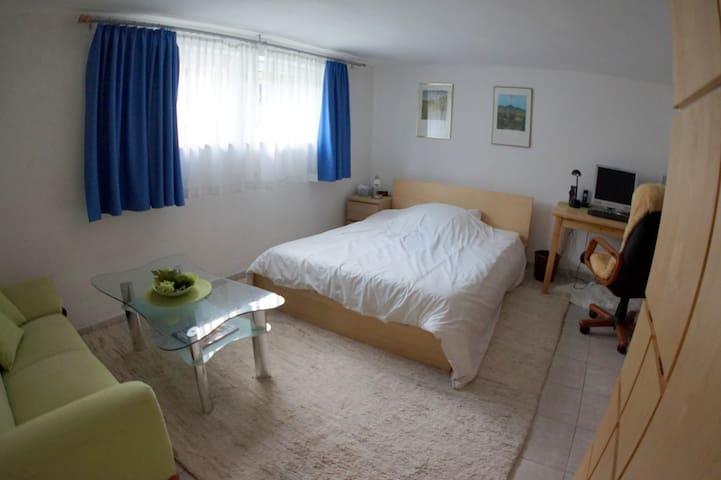 Schmidts Haus in Erlensee - Erlensee - Leilighet