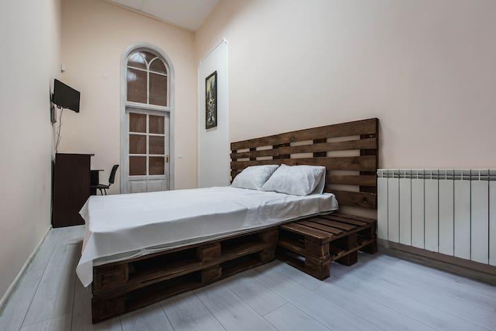 Двухместный номер в хостеле - Kiev - Bed & Breakfast
