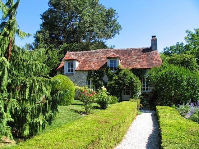 La Lune a cottage for lovers - Chaumussay - Huis