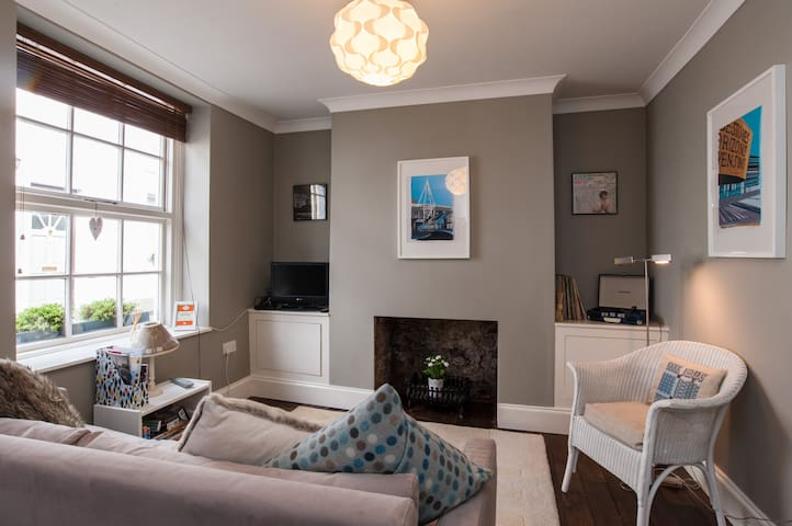 Luxury Cardiff Cathedral Cottage - Cardiff - Ev