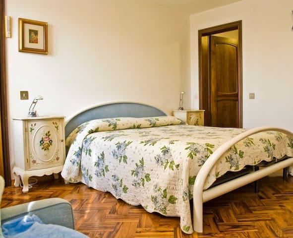 """B&B Pleris - Bedroom """"Mezzanino"""" - Asolo"""