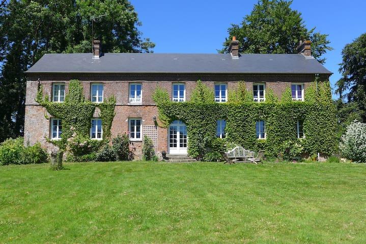 Clos masure - Beauval-en-Caux - Гестхаус