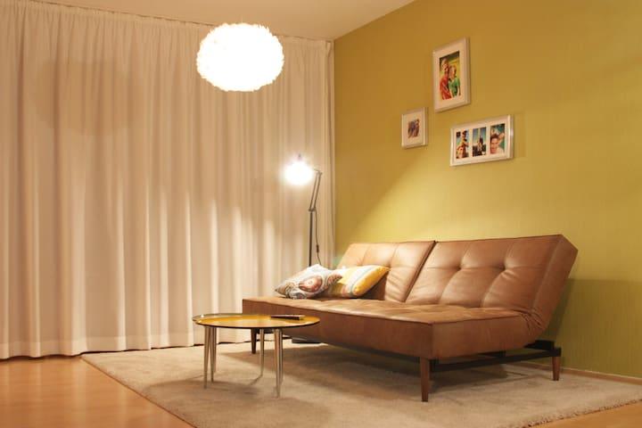 Schicke Wohnung in der City - Bayreuth - Daire