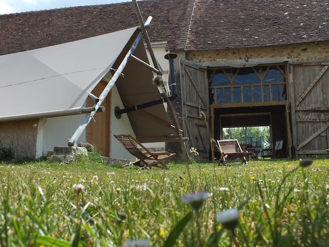 Couchage insolite - Romilly-sur-Aigre