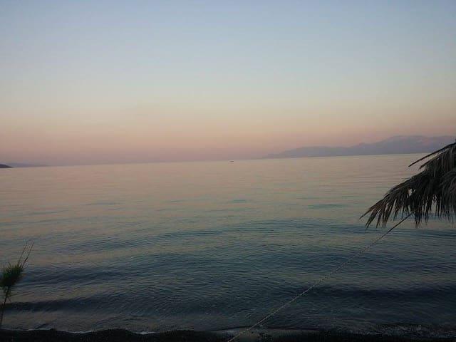 holiday tolofona kostas papaioannou - Παραλία Τολοφώνος - Appartement