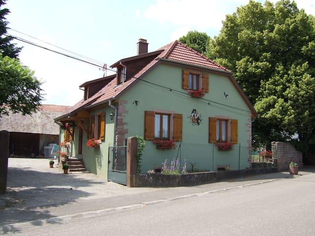 Maison- Gîte - Issenheim