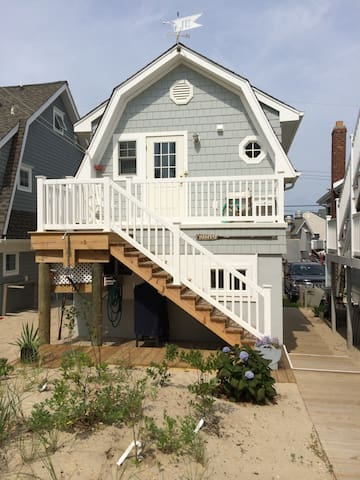 """Oarhouse"" garage apartment by sea - Manasquan - Appartement"