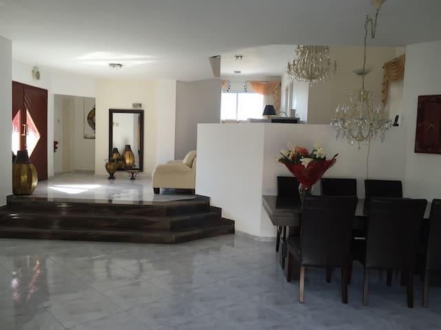 Luxury villa in the south of Israel - Meitar