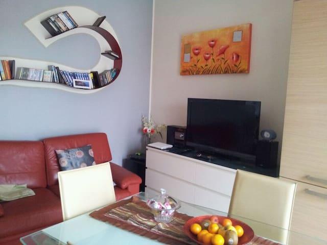 Bellissima camera matrimoniale - Carate Brianza - Apartamento