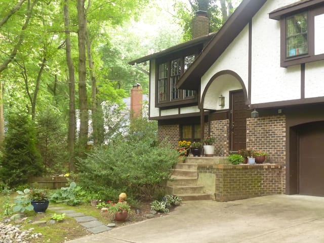 Oasis 15 Minutes from the Liberty Bell - Cherry Hill - Casa