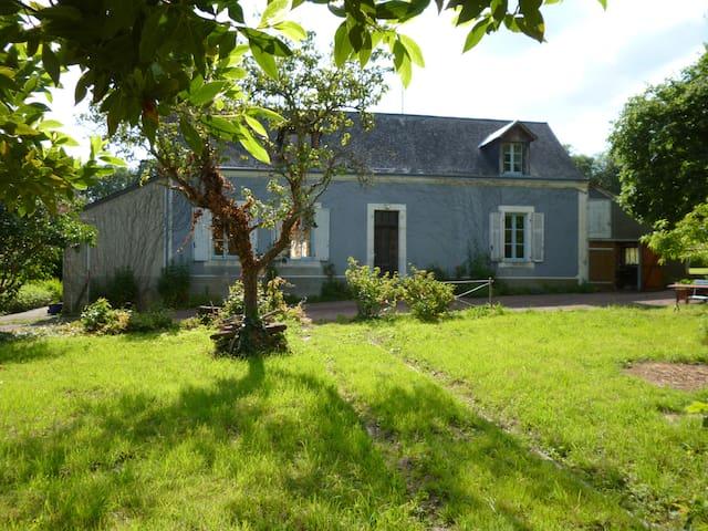 maison forestière de 1812 - Jupilles - Hus