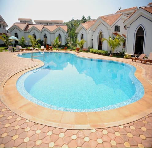 Luxury Studio North Goa - Arpora - Lägenhet