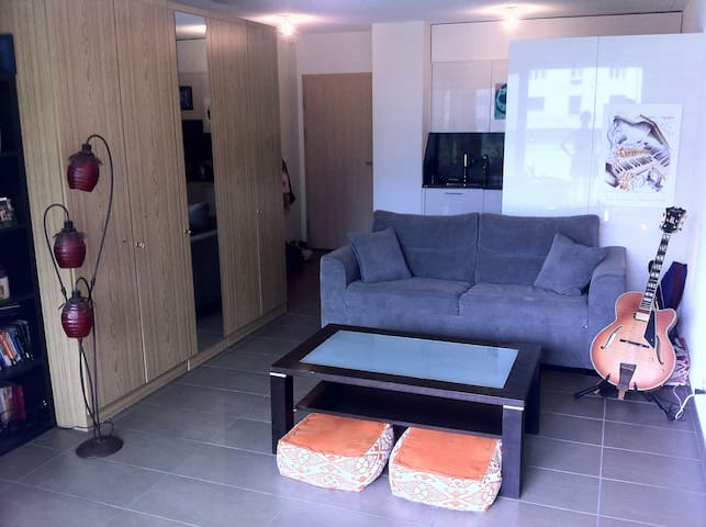 Appartement neuf et lumineux - Fully - Apartemen