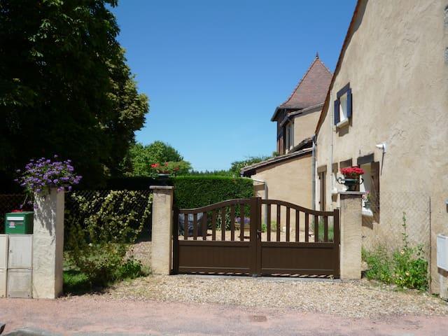 LES SUREAUX- LE GITE 3 étoiles par CDT24 - Le Pizou - Huis