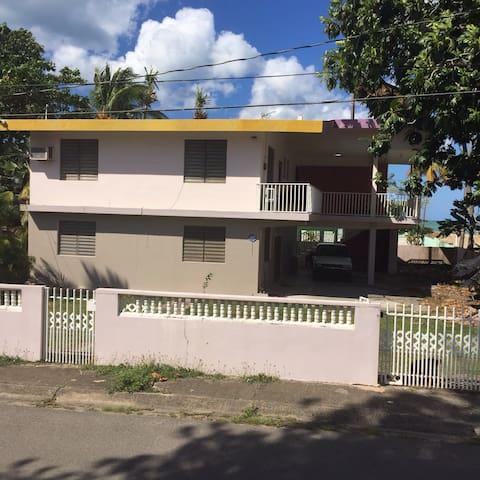 Beach house in Puerto Rico - Suarez - Talo