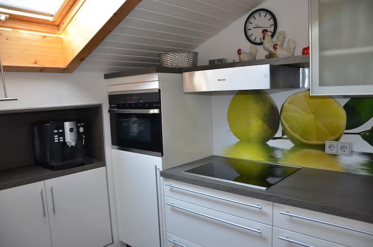 AlpenGlück  –  **** Ferienwohnung - Siegsdorf - Apartamento
