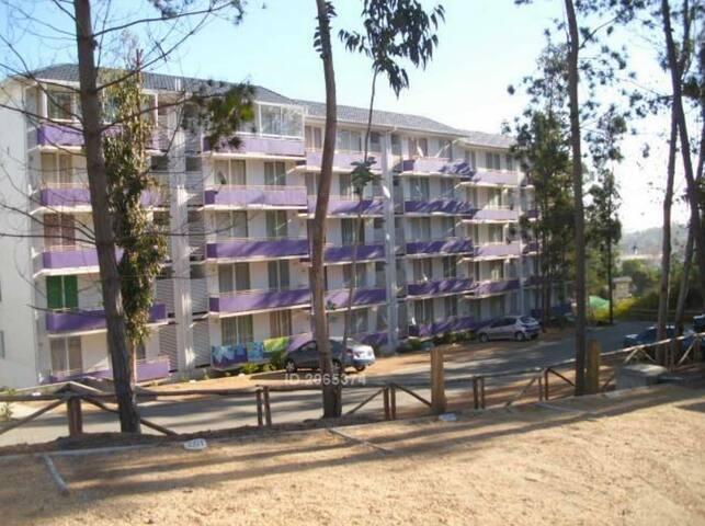 Departamento en la Playa El Tabo - El Tabo - Daire