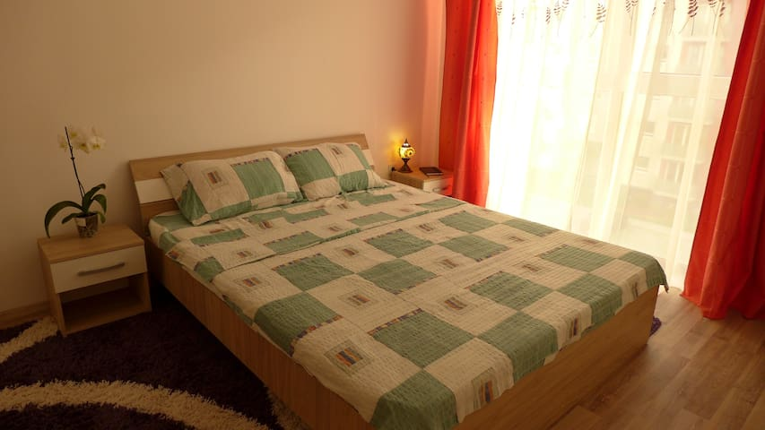 Avantgard Apartment - Brașov - Daire