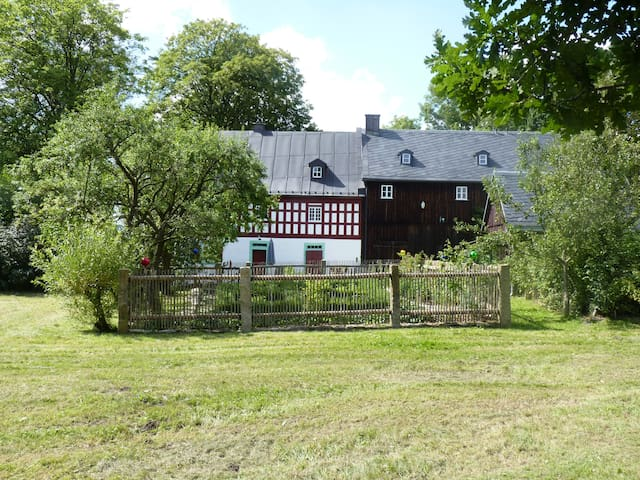 Atempause im Fichtelgebirge - Tröstau - Lägenhet