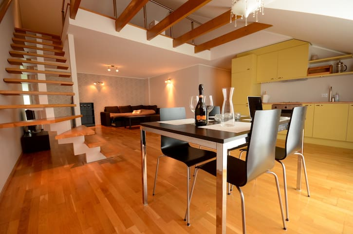 Old Town Residence - Kuressaare - Apartamento