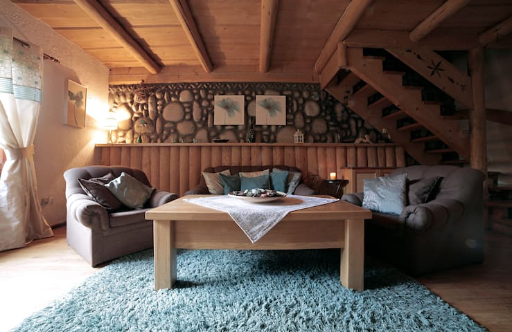 Cosy Cottage to Rent in Bialka - Białka Tatrzańska - Rumah