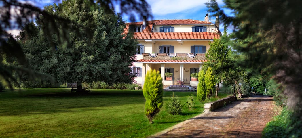 Villa d'Este -B&B- Venus Room - Vejano - Pousada