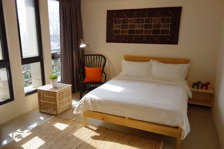 Hsinchu Traveler's Home 自由行NO.7 - 新竹市 - Lägenhet