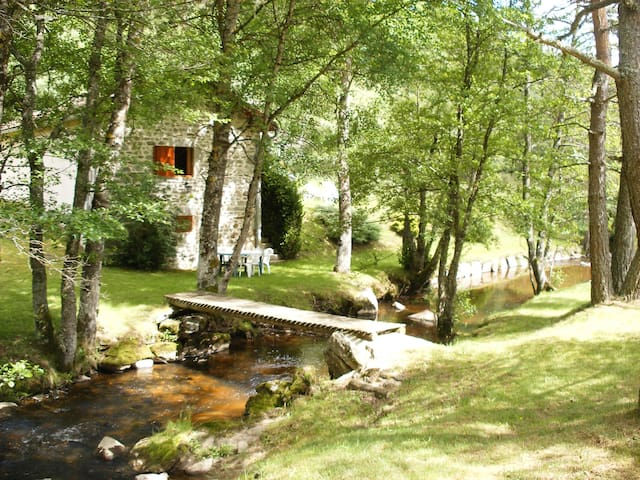 Moulin de la Friole - Connangles - Casa