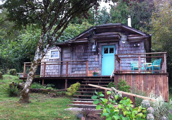 The Cabin at Willapa Bay - 南本德