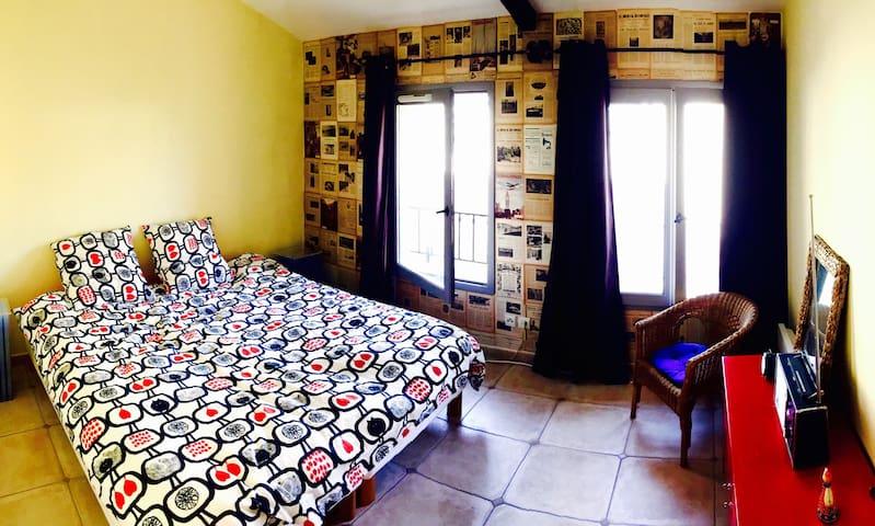 Charming Appartment in Luberon - Forcalquier - Lägenhet